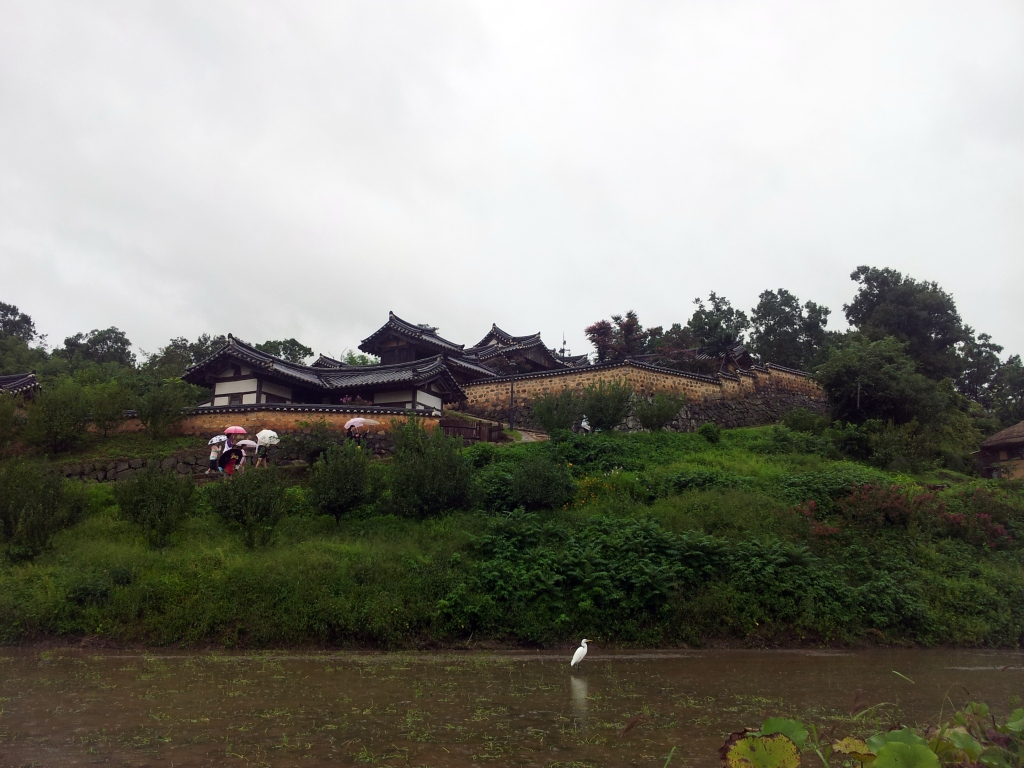 Yangdong Folk Village.